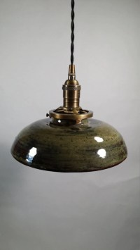INVENTORY CLEARANCE Lighting-Pendant light-Pottery Light