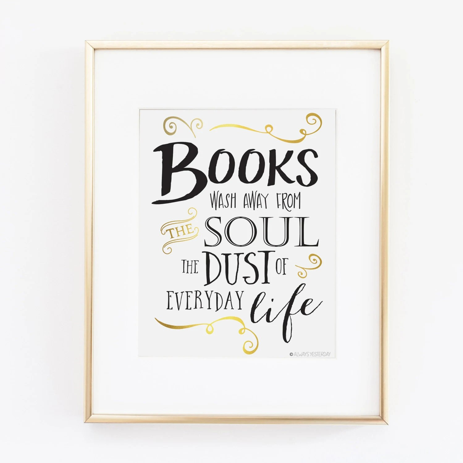 Book Lover Gift Book Lover Gift I Love Books Book Quotes Book Lover