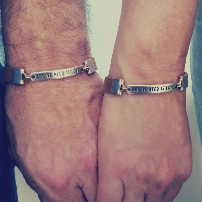 Boyfriend Girlfriend Matching Bracelets Gifts For Couples