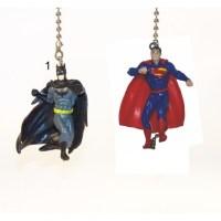 Batman Vs Superman Ceiling Fan Light Pulls Batman Decor Dawn