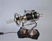 Steampunk lamp | Etsy