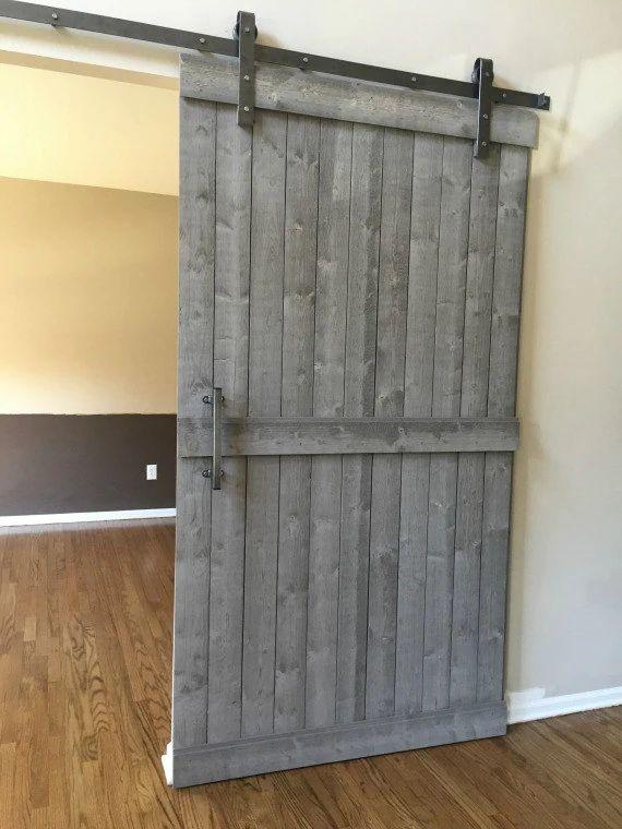 cheap sliding barn door hardware