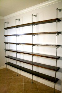 Industrial Shelving Unit Industrial Office furniture