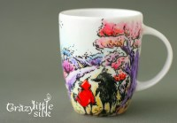 Cute Hand Painted Mugs Related Keywords - Cute Hand ...
