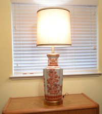 Items similar to Floral Oriental Style Frederick Cooper ...