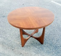 Mid Century Broyhill Brasilia End Table by gremlina on Etsy