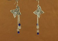 Items similar to Sweet and Sassy Earring.. Choose from ...
