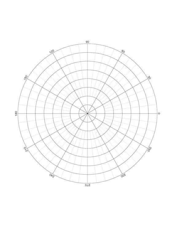 Polar Graph Paper Question Sketch The Polar Curve R SinTheta On The - digital graph paper