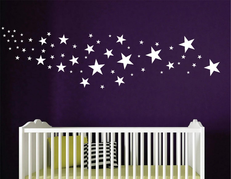 Star Wall Decals Elitflat