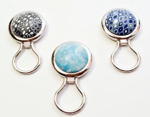 Magnetic Eyeglass Holder Magnetic Id Badge Holder By