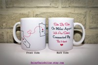 Best Friends Mug Unique Coffee Mugs Personalized by ...