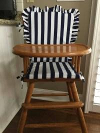 High chair pad / high chair cushion / wooden high chair pad