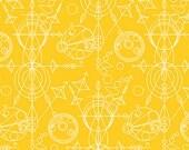 Sun Print 2015 - Alison Glass - Yellow
