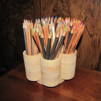 7 Cup STUDIO Rotating Colored Pencil Holder Colored Pencil