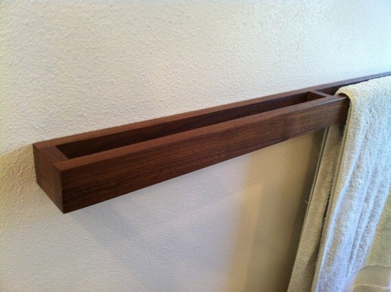 Holz Handtuchhalter Bathroom Towel Rack