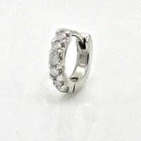 Cartilage earring cartilage hoop earrings by 360JewelsElite