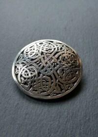 Celtic Brooch Celtic Jewelry celtic Knot large brooch