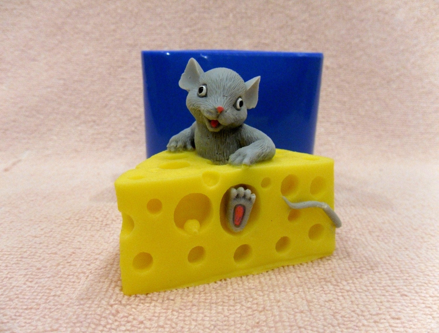 Silicone Soap Molds Australia Mouse In A Piece Of Cheese Silicone Mold For Soap Making