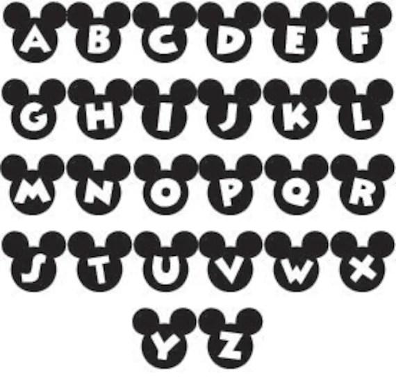 disney font printable letters - Ecosia