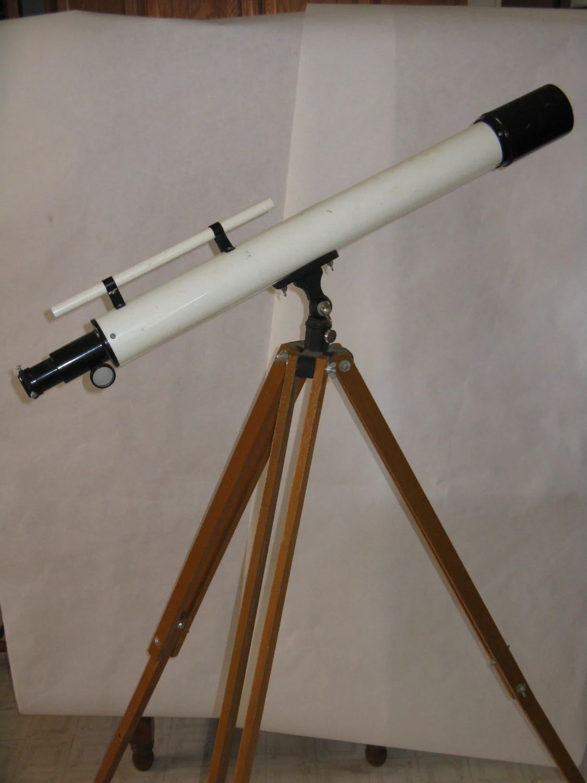 sears telescope manual