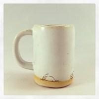 Doodle Cats espresso cup