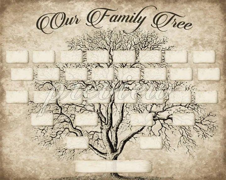 ancestry family tree chart