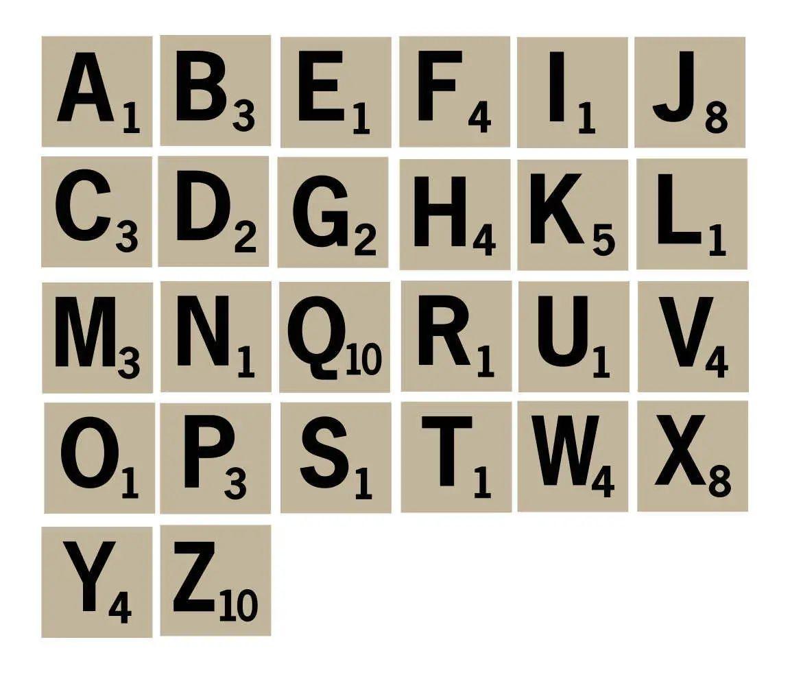 letter address stencil