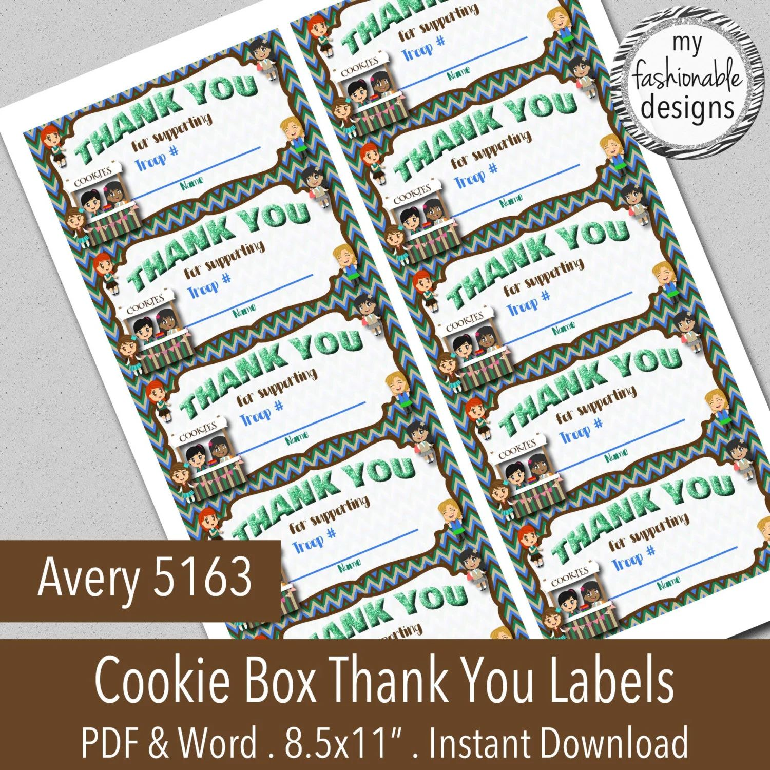 5163 avery labels