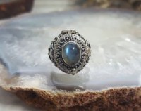 Moon ring mermaids