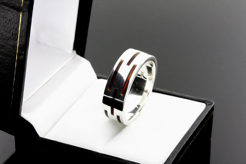 amber ring amber wedding ring Unisex Ring Male Ring Men Silver Ring Men Amber Ring Sterling Silver Men Rings Silver Ring For Men Band Amber Ring Multistone Ring