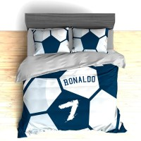 SALE Custom Soccer Bedding duvet or comforter by ...