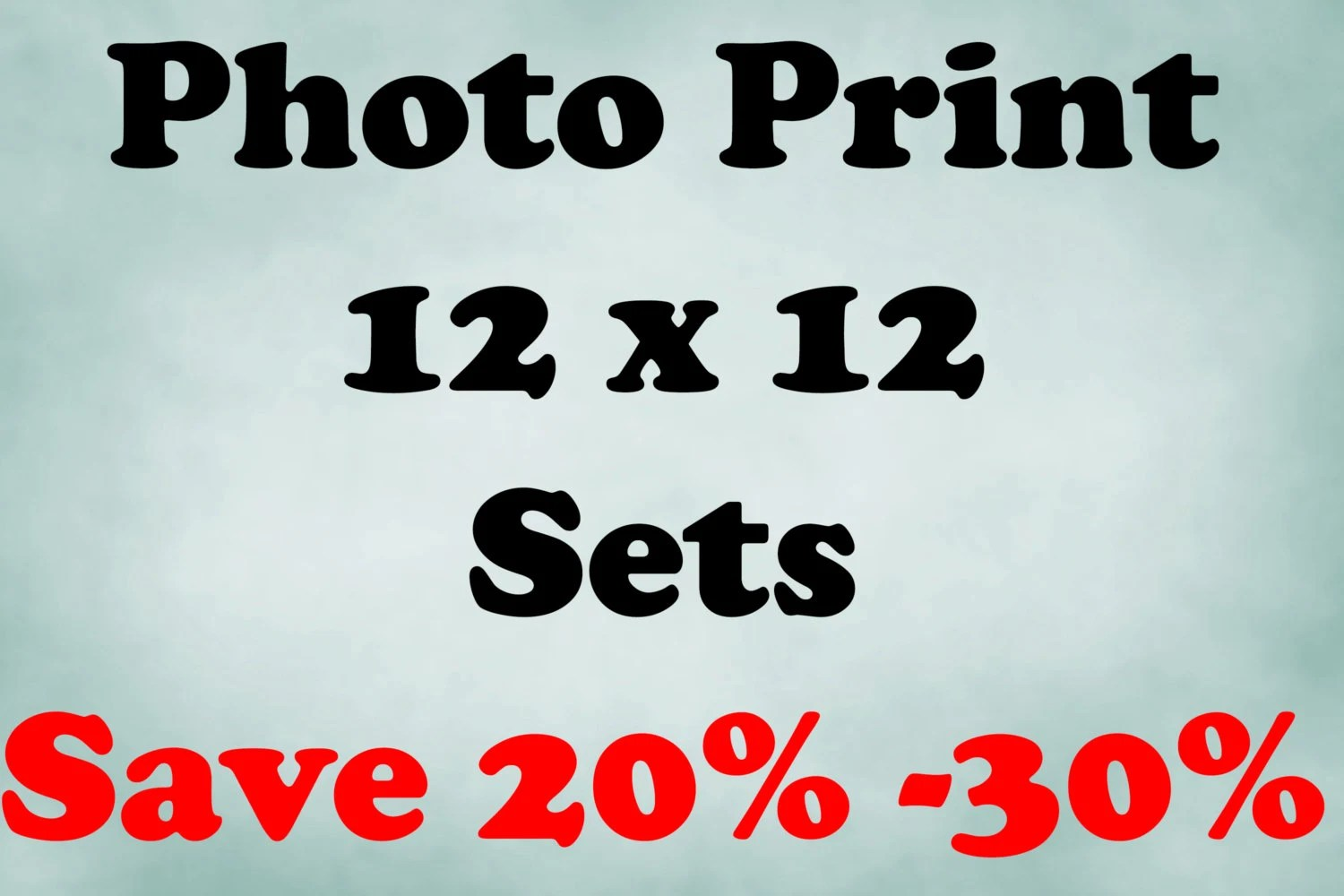 12x12 Poster 12x12 Prints 12x12 Print Sets Set Of 12x12 Prints 12x12
