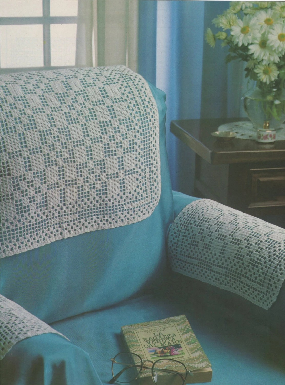 Sofa Slipcover Patterns Free Crochet Sofa Covers Designs | Brokeasshome.com