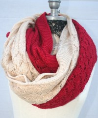 Most popular Items knit knitted infinity scarf scarves wraps