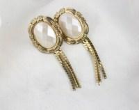Tacky 80s earrings | Etsy