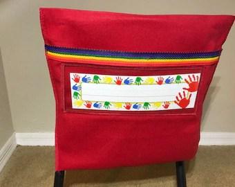 Chair Pocket Etsy