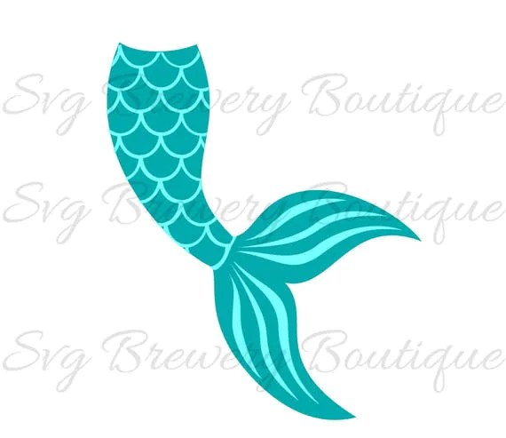 Svg Mermaid Fin wwwpicsbud
