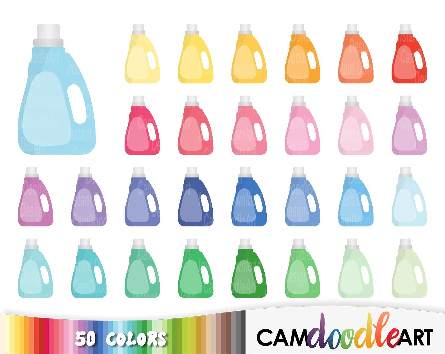 Waschmittel Clipart 50 Laundry Detergent Clipartlaundry Day Clipartcolorful