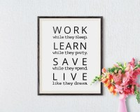 Inspirational Wall Decor - Swatchandpixel.com