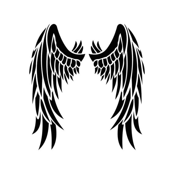 Ali 3d Name Wallpaper Free Download Angel Wings Graphics Svg Dxf Eps Png Cdr Ai Pdf Vector Art