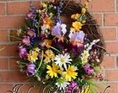 Spring Wreath, Mountain W...
