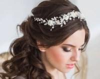 Wedding Hair Wreaths & Tiaras | Etsy