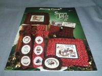 Counted Cross Stitch Patterns, Season of Joy, Christmas ...