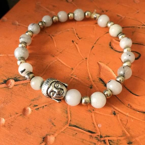 Malaysia Jade Buddha Bracelet