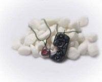 Jeep Jewelry His and Hers Necklaces Jewelry Couples Necklace