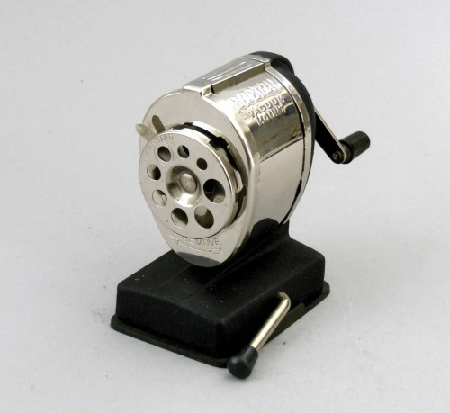 Medium Of Boston Pencil Sharpener
