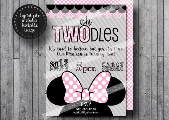printable minnie mouse template