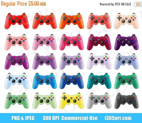 50 OFF Game Controller Clipart, Game Controller Clipart, Game