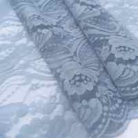 30ft/DUSTY BLUE Lace Table Runner/12 wide/Wedding Decor ...