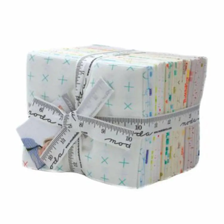 Modern Background Colorbox Fat Quarter Bundle by Zen Chic